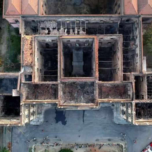 Après l'incendie du Museu Nacional de Rio : que faire maintenant ?