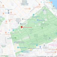 Plan amphithéâtre Verniquet