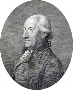 Le naturaliste britannique Berkenhout (1726-1791) © Thomas Holloway/Wikimedia