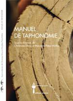"""Manuel de taphonomie"""