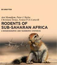 """RODENTS OF SUB-SAHARAN AFRICA"""